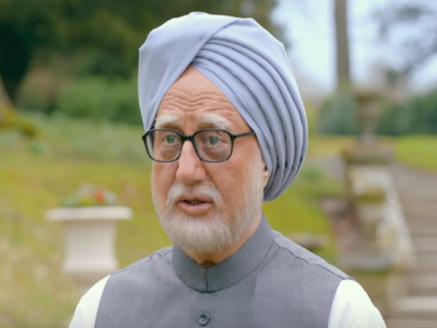 Congress denies banning 'The Accidental Prime Minister' in MP