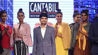 Cantabil presents its collection at DTFW 2019