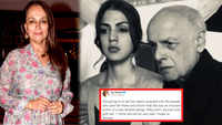 Soni Razdan calls Rhea Chakraborty 'innocent victim'