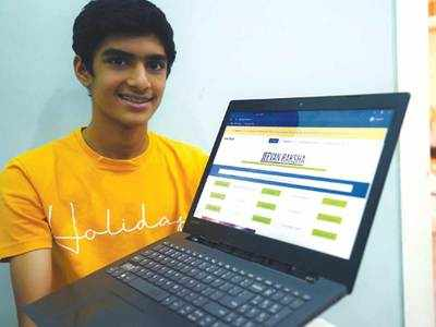 Teenager launches live plasma donor portal