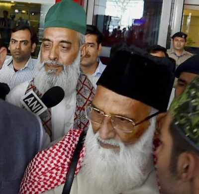 Indian clerics who went missing in Pakistan return home