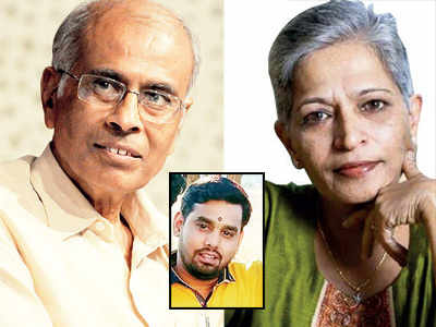 How a tip-off from Lankesh's murder probe led to arrest of Dabholkar's shooter