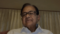 Chidambaram raises concerns on gap in 1st and 2nd dose of COVID vaccine