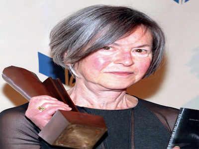 US poet Gluck wins Nobel Literature Prize