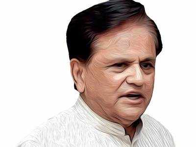 Expand MSME plan to tribal Guj, says Ahmed Patel