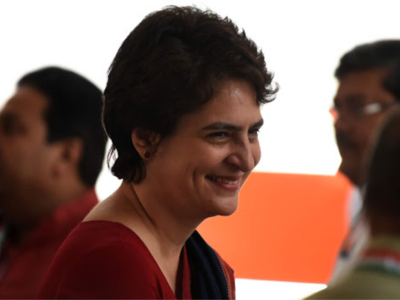 New Delhi: Security breach at Priyanka Gandhi's residence post-SPG withdrawal