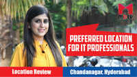 Preferred location for IT professionals Chandanagar, Hyderabad
