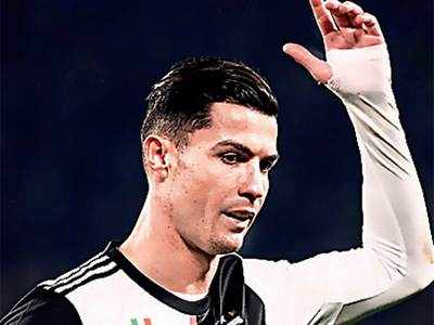 Cristiano Ronaldo improving but in doubt for Atletico tie