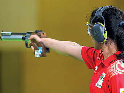 Deepak bags India's 10th Olympic quota in shooting, Manu Bhaker also wins gold in Asian C'ships