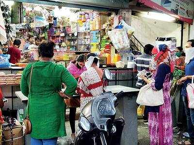 Lockdown returns to Pune, twin towns, bordering villages