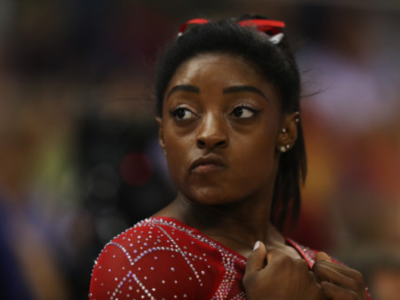 US gymnast Simone Biles' brother charged with murder