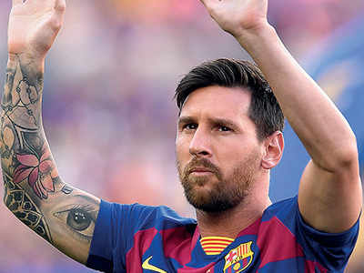 Barca look to Messi for inspiration