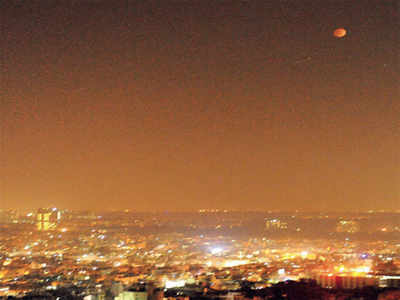 No luck for Indians during lunar eclipse