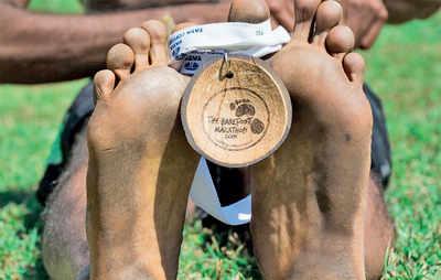 Karnataka: Third edition of barefoot marathon to be held in December