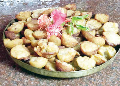 Mangaluru: At this temple, devotees offer jackfruit fritters