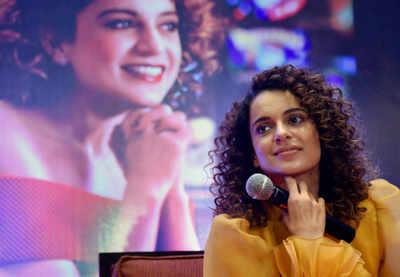 Simran actress Kangana Ranaut baring her soul, don't see it as publicity: Hansal Mehta