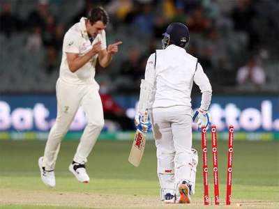 India vs Australia 1st Test, Highlights: India 9/1 at Stumps on Day 2