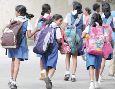 Schools aren't allowed to sell uniform, books