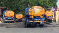 Madurai: Corporation equips water tankers with GPS to prevent illegal sale