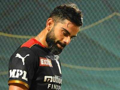 SRH vs RCB: Virat Kohli reprimanded for breaching IPL code of conduct