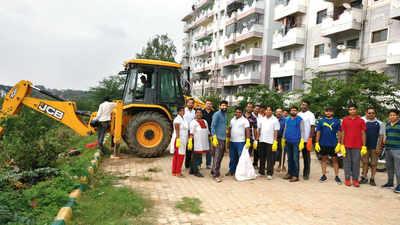 Citizens make a clean sweep