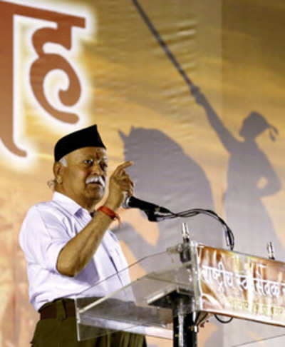 RSS chief Mohan Bhagwat on Palghar lynching: What were cops doing?