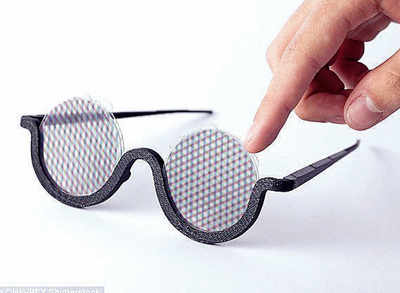 Now, 'mood' glasses can make you trip
