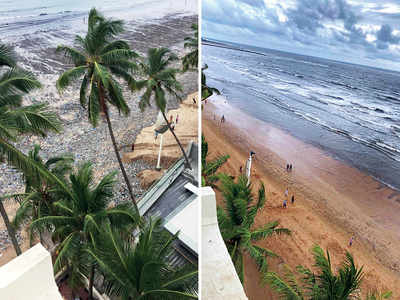 We haven't seen Juhu beach this clean in 20 years
