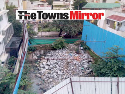 Towns Mirror Impact: 'The contractors have started draining the water out. Your coverage in Towns Mirror worked out'