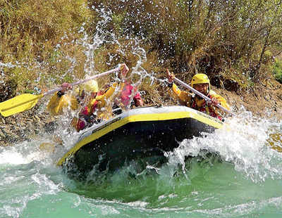 Karnataka: Ban on rafting a drag for Bengalureans