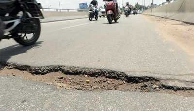 Bengaluru's road de farce