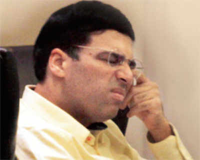 'Anand lacked energy'