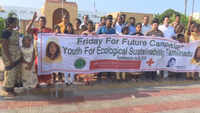 World Environment Day: Human chain formed outside Kalam memorial in Rameswaram