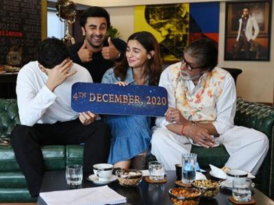 Ranbir Kapoor, Alia Bhatt-starrer 'Brahmastra: Part One' to now release on December 4