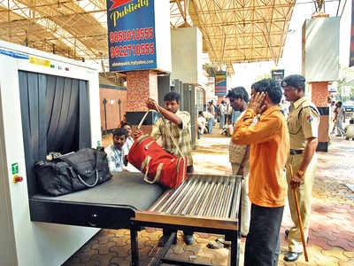 Pune stn to get 20-min check-in deadline