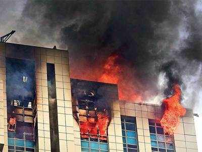 High-rises without fire safety may be sealed