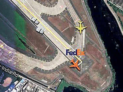 Operations suspended at Mumbai airport after cargo plane overshoots runway