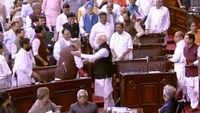 Rajya Sabha passes J&K Reorganisation Bill
