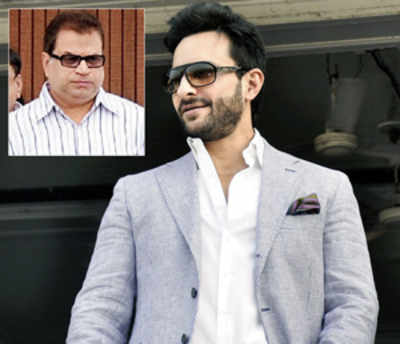 Saif gets pricey, Taurani looks for replacement