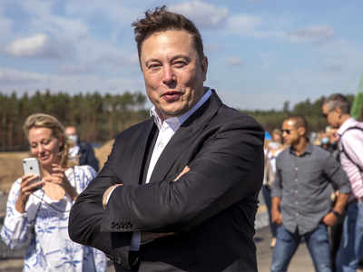 Elon Musk says he 'most likely' has Covid