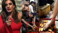 Viral! Raveena Tandon fumes at bakery workers licking biscuits