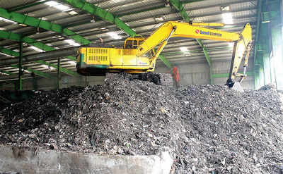 BBMP looks to gain power from waste