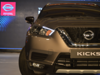 Nissan Kicks unveiled in India; launch in 2019