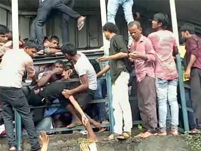 Mumbai trains are killing fields