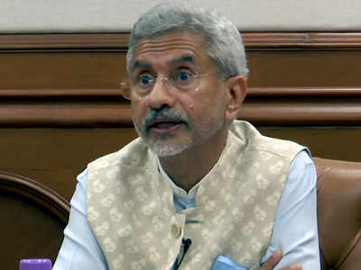 Jaishankar discusses pandemic with counterparts from five countries