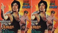 Amitabh Bachchan gets nostalgic as 'Amar Akbar Anthony' completes 42 years