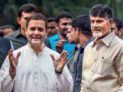 Naidu's second coming