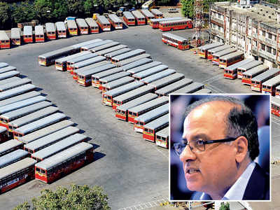 Wet-leasing buses alone can fix BEST mess: BMC chief