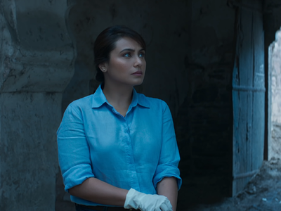 Rani Mukerji's Mardaani 2 witnesses growth at the Box Office