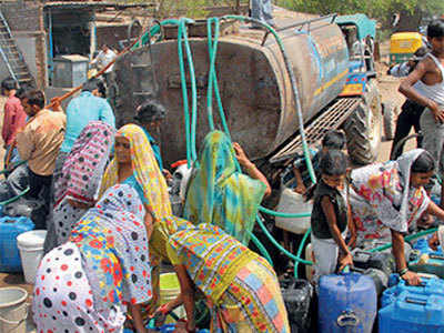 Hark! Water-scarce days ahead as 300 MLD Narmada water supply cut down to Ahmedabad